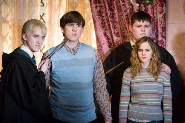 Повзрослевшие актеры Гарри Поттера