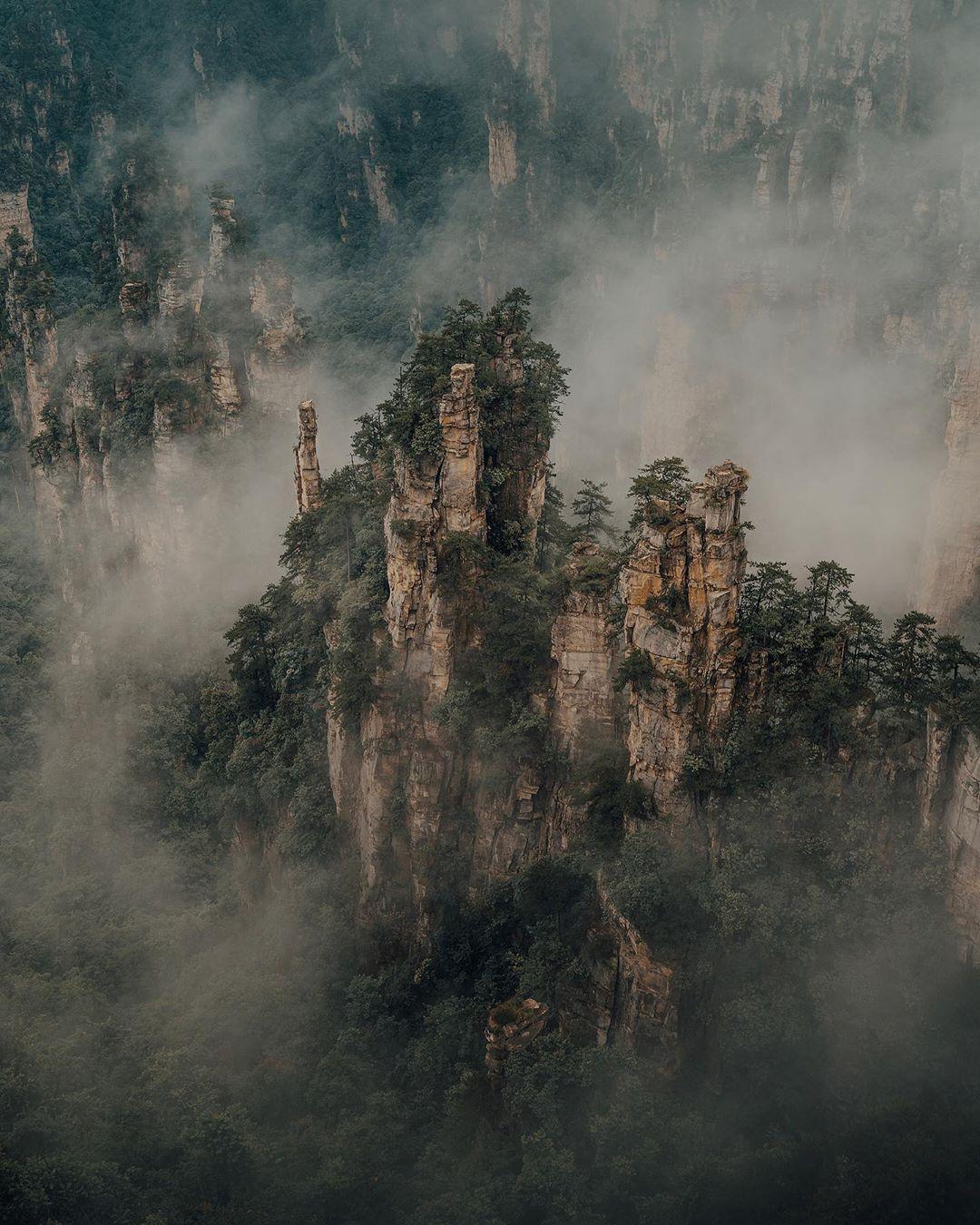 Природа и путешествия на снимках Каса Шеридана