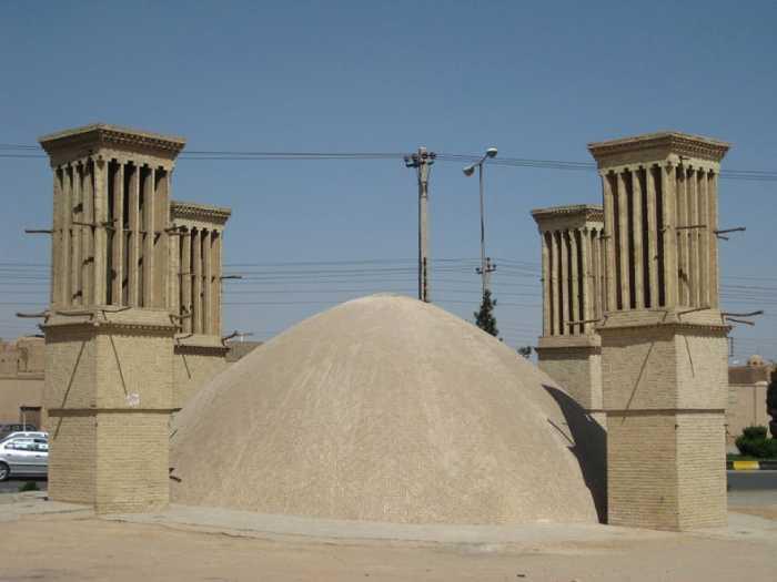 Уникальные доисторические холодильники Ирана
