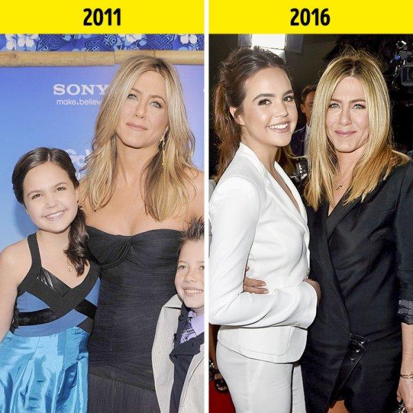 Знаменитости, которые просто перестали стареть