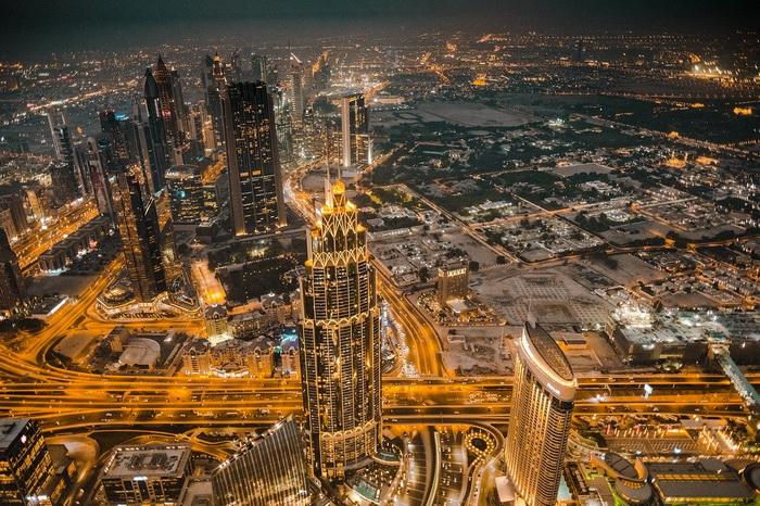 Превращение Дубая из поселения в пустыне в край богатства