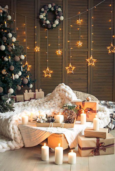 Простые способы создать уютную атмосферу в доме зимой