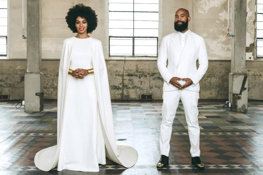Роскошные свадебные платья знаменитостей