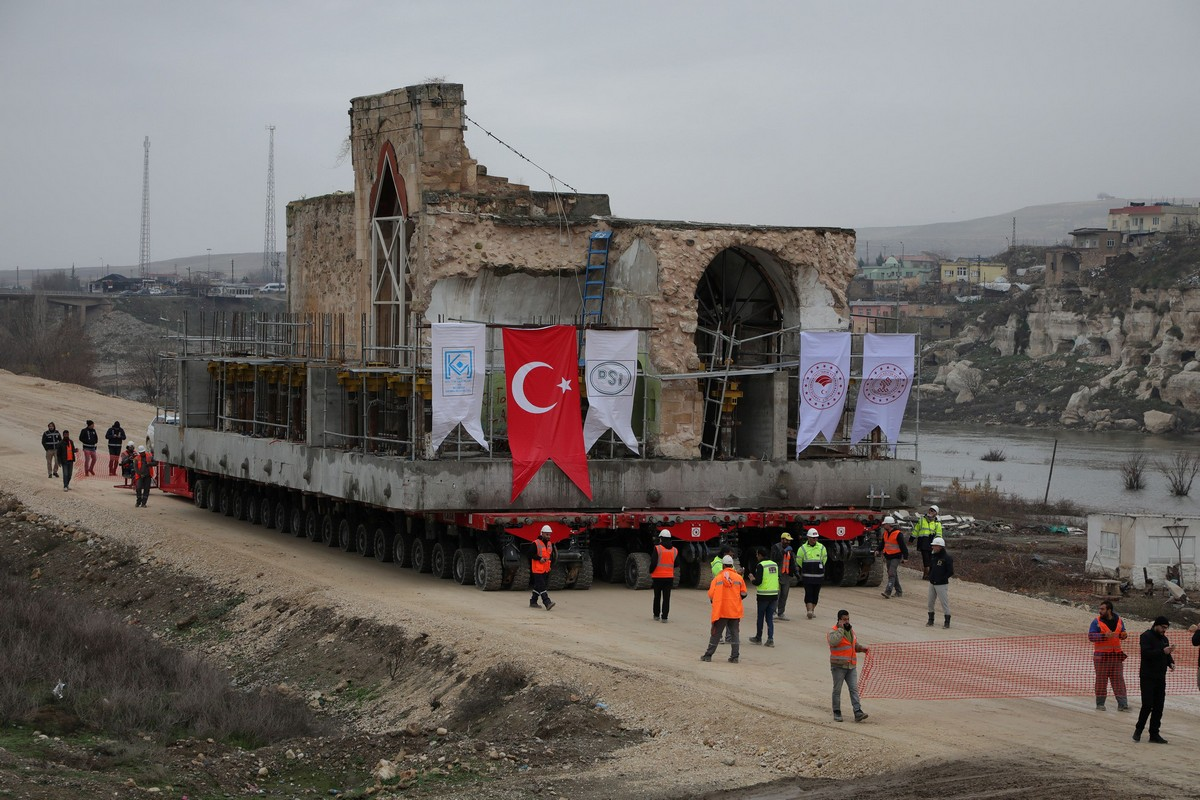 Древний турецкий город скоро будет затоплен