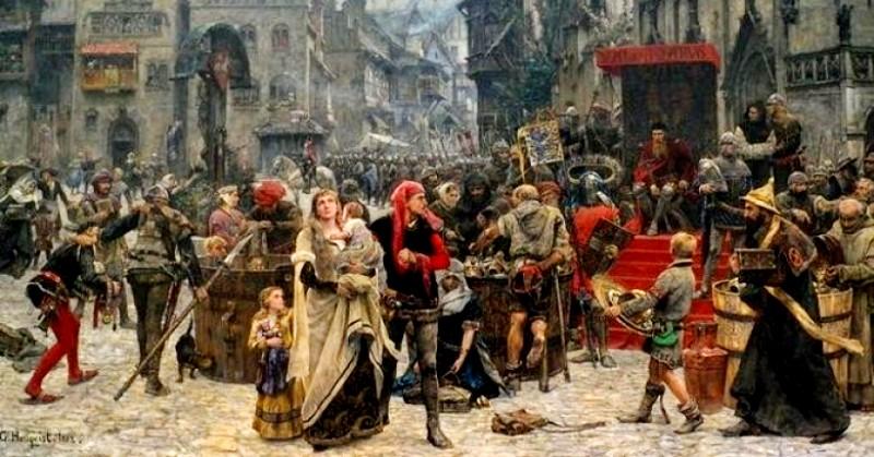 Как жителей Германии приучали к чистоте и порядку