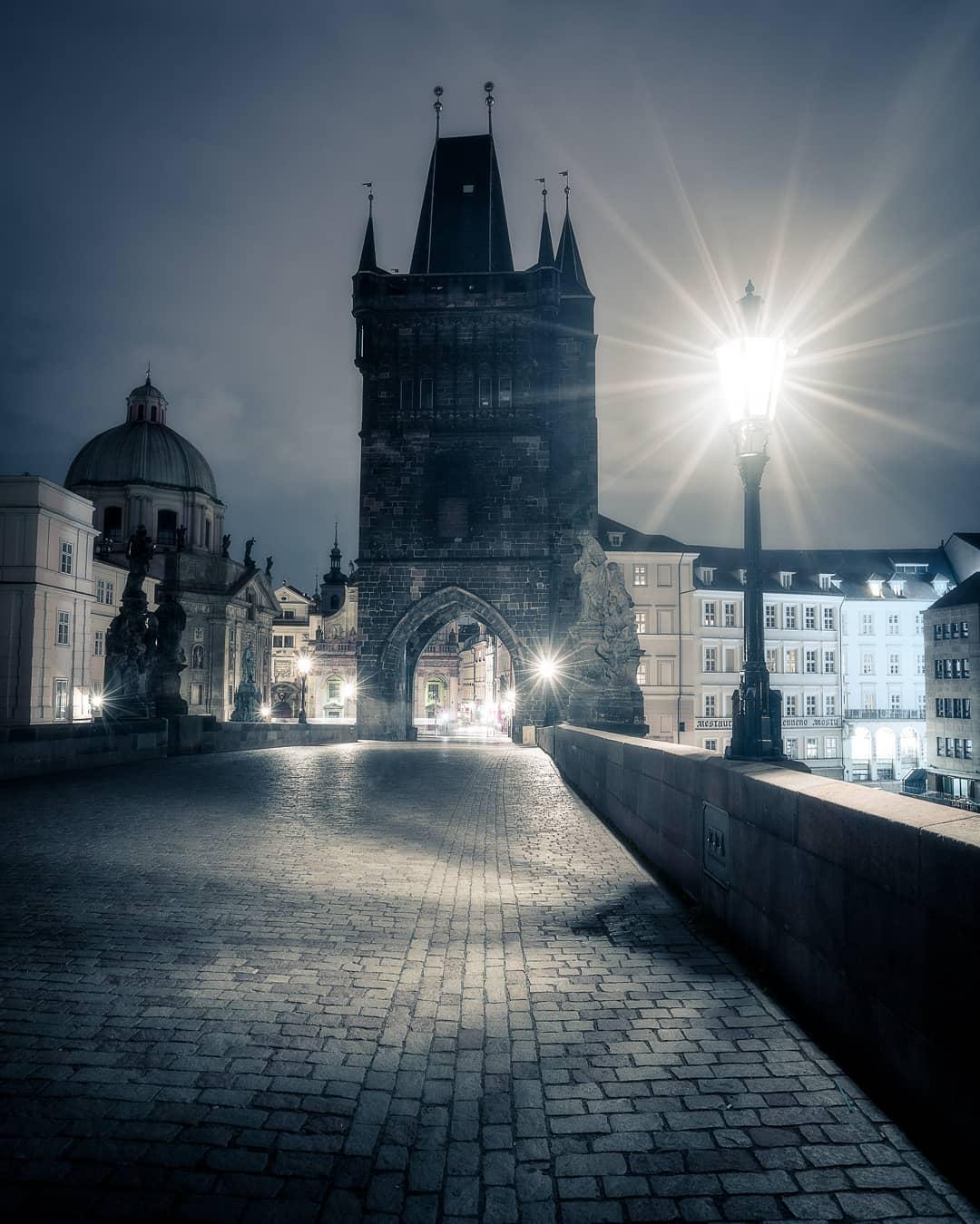 Архитектура и городские пейзажи от Кевина Хуфнагла