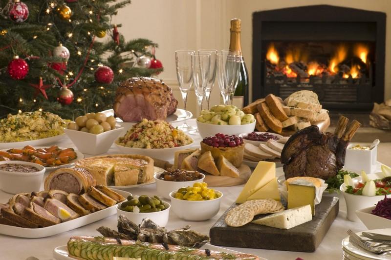 Как не переесть в новогоднюю ночь?
