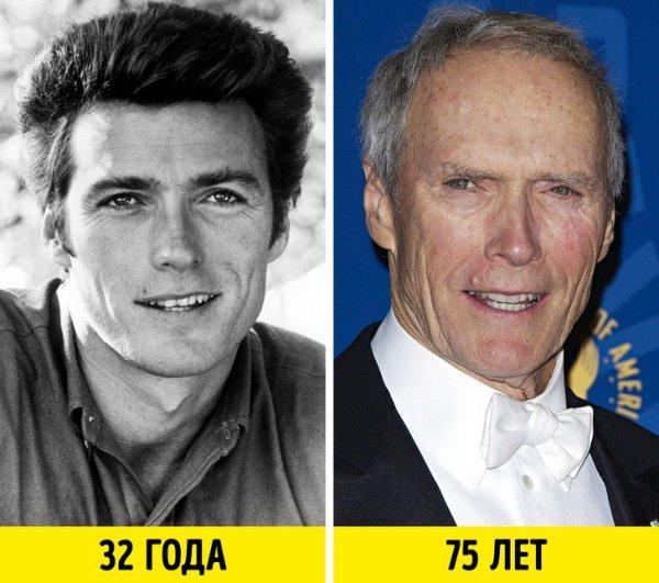 Мировые кинозвезды до того, как стали известны