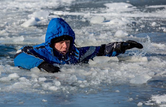 Что нужно уяснить перед выходом на лед