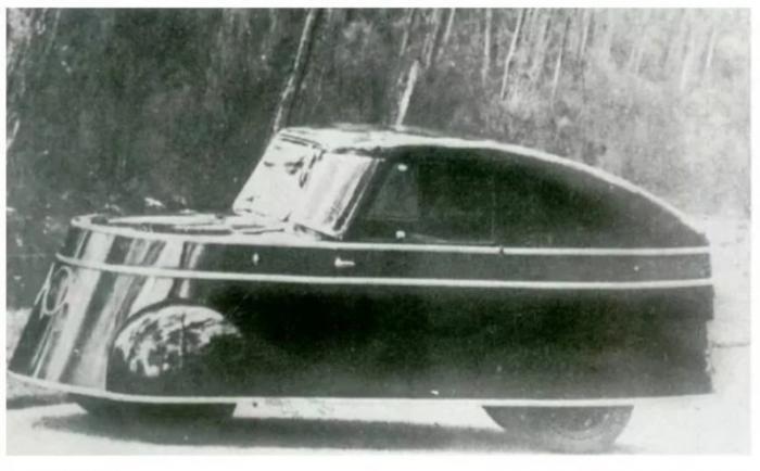 Электромобиль Breguet Type A2