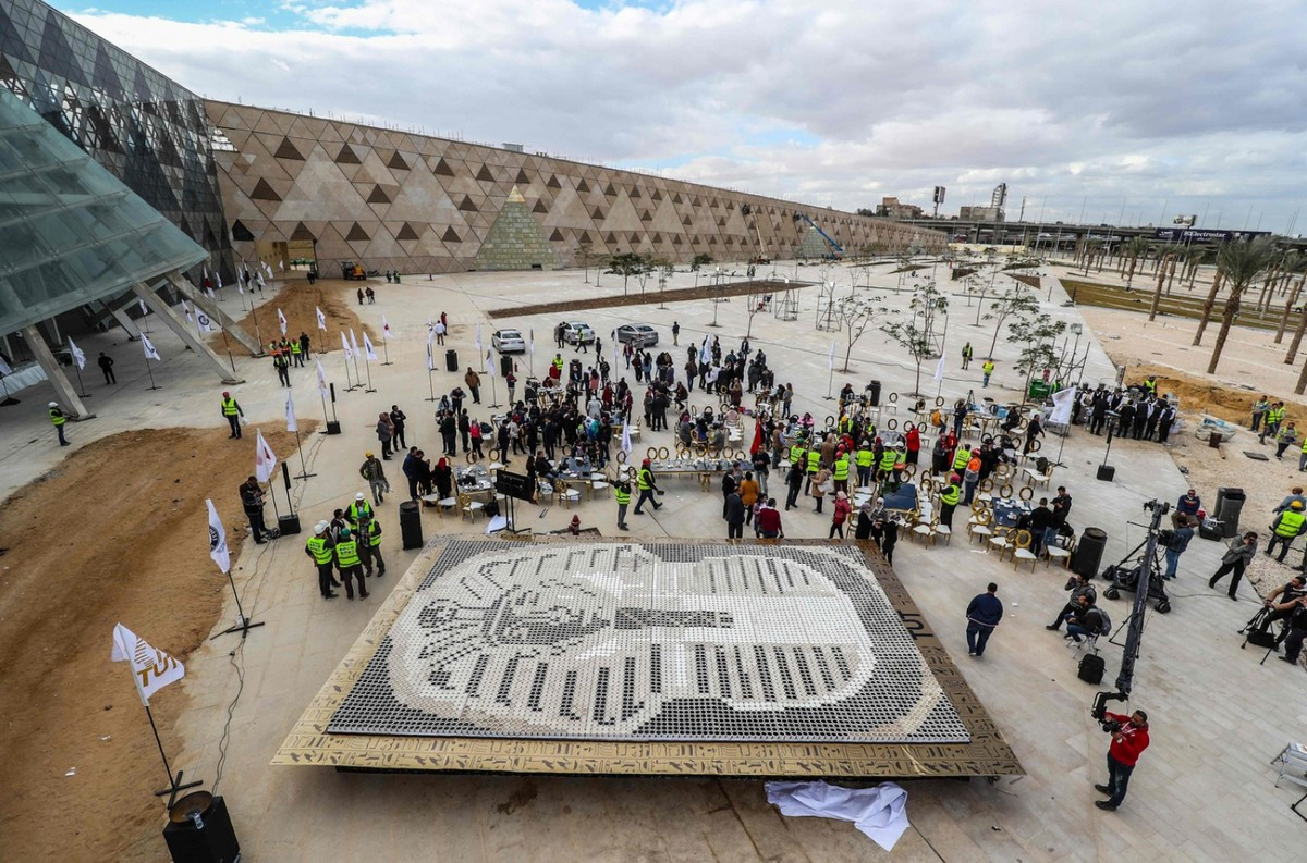 Очень странный рекорд Гиннеса установили в Египте