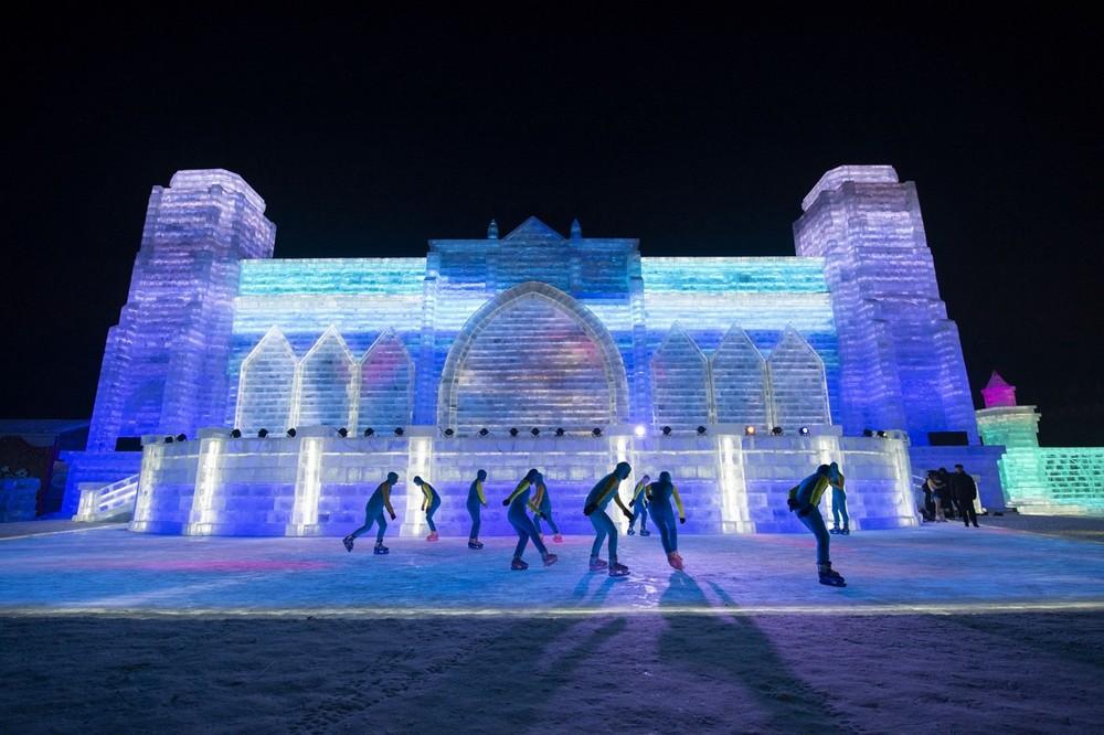 Харбинский тематический парк льда и снега