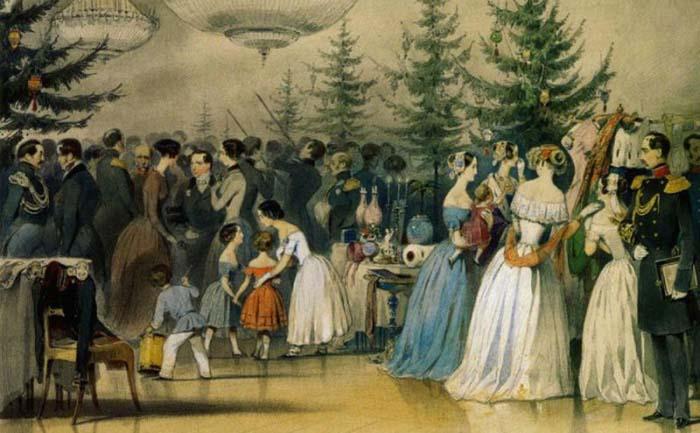 Новогодние традиции россиян, которые пошли от семьи Романовых