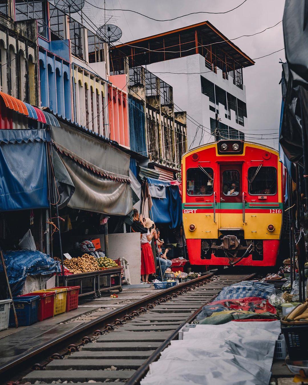 Удивительные городские пейзажи от Йирана Динга