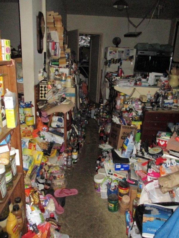 Квартира американского Плюшкина в Лос-Анджелесе