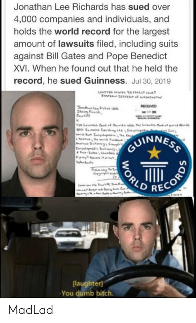 Глупые мировые рекорды, которые никто и не пытался побить