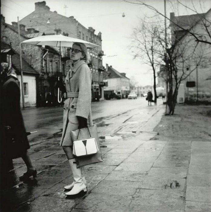 Красавицы, комсомолки и спортсменки: фотопортреты советских девушек