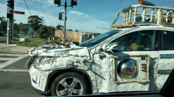 Странный и удивительный тюнинг автомобилей