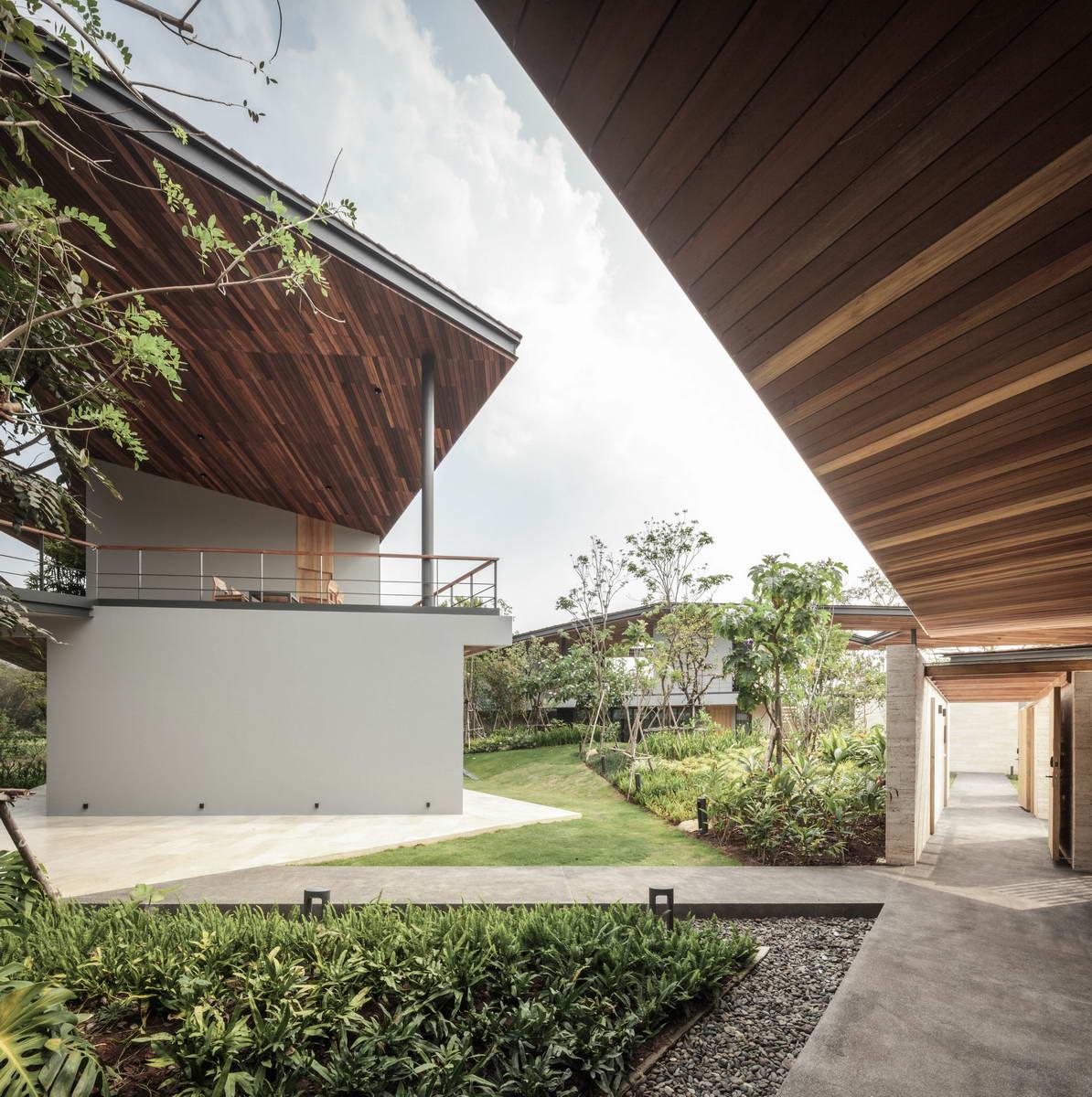 Загородный дом по фэн-шуй в Таиланде