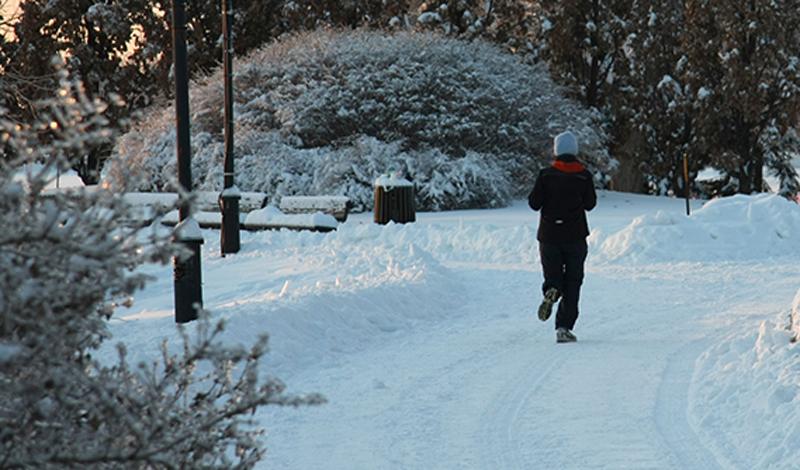 Кардиотренировки для зимы, которые помогут быстро прийти в форму (ФОТО)