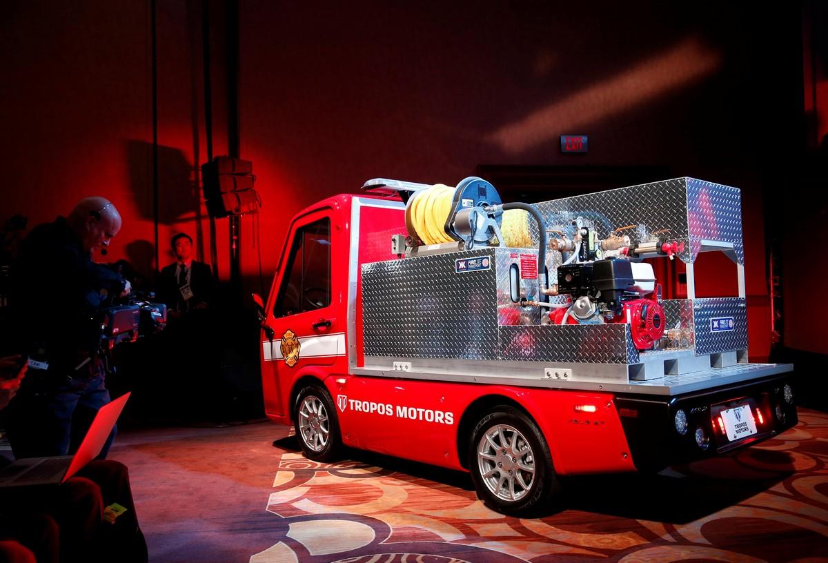 Международная выставка Consumer Electronics Show 2020 в Лас-Вегасе