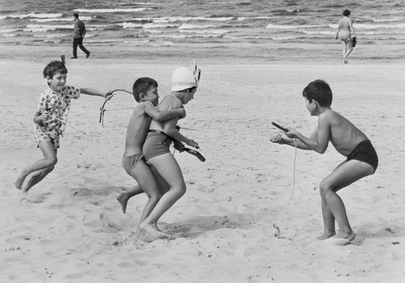 Подвижные дворовые игры, в которые не играют современные дети