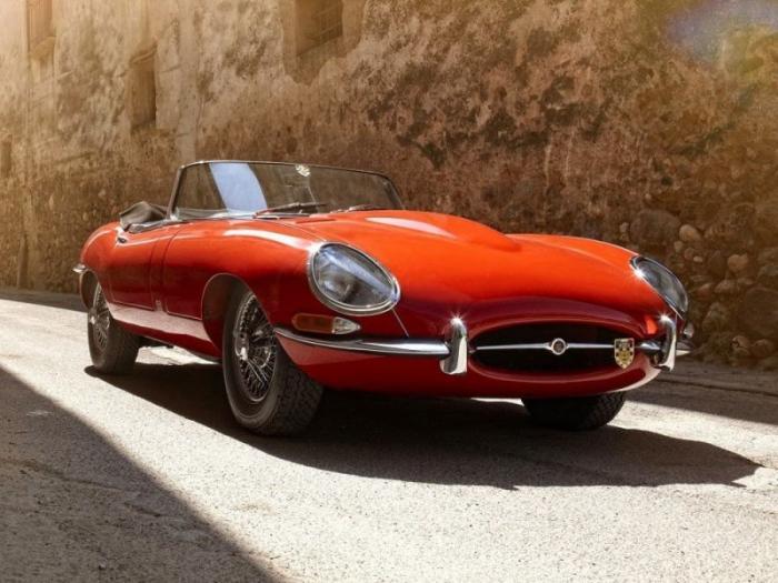 Jaguar E-Type – история одного обмана