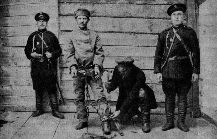О профессии палача в царской России