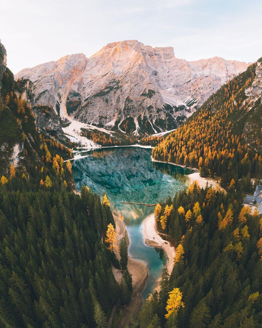 Природа и путешествия на снимках Элизабетты Фокс