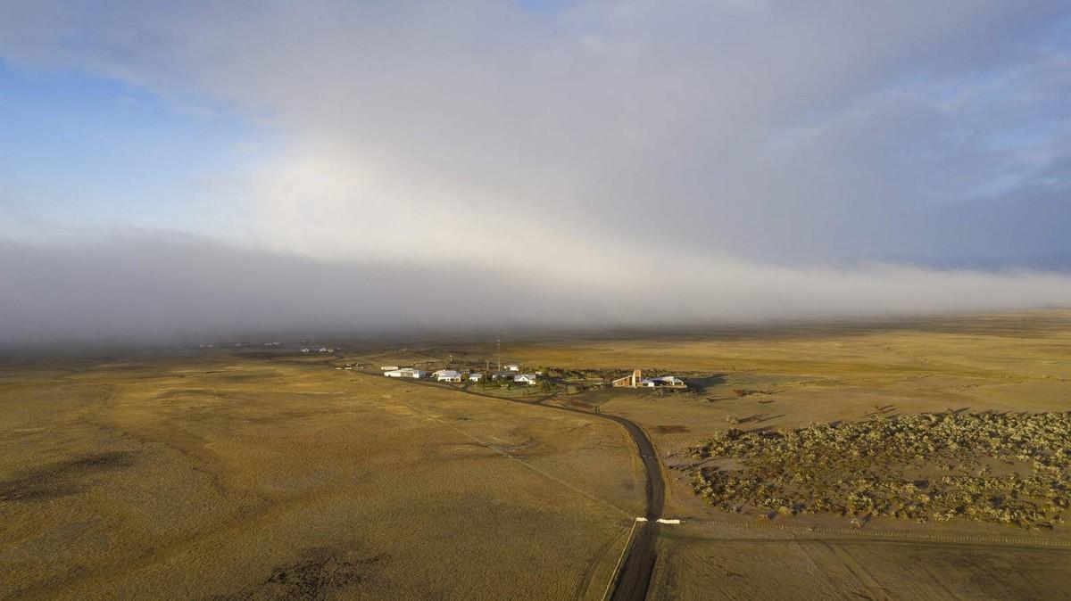 Современное ранчо в Аргентине