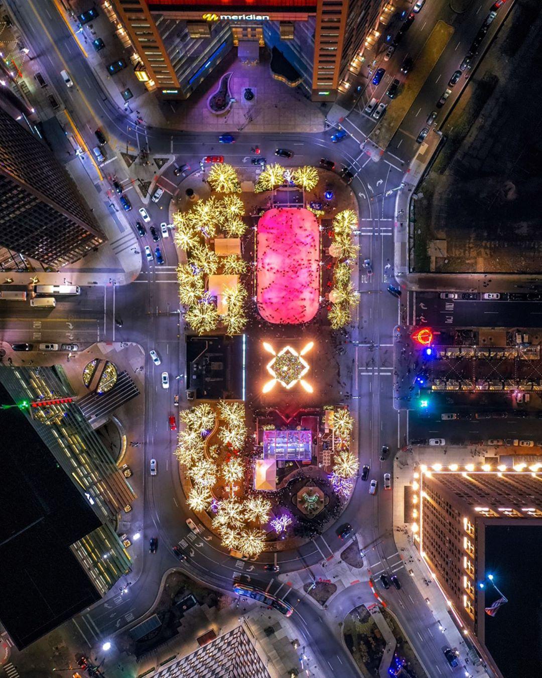 Удивительные городские и уличные снимки Крейга МакНэри
