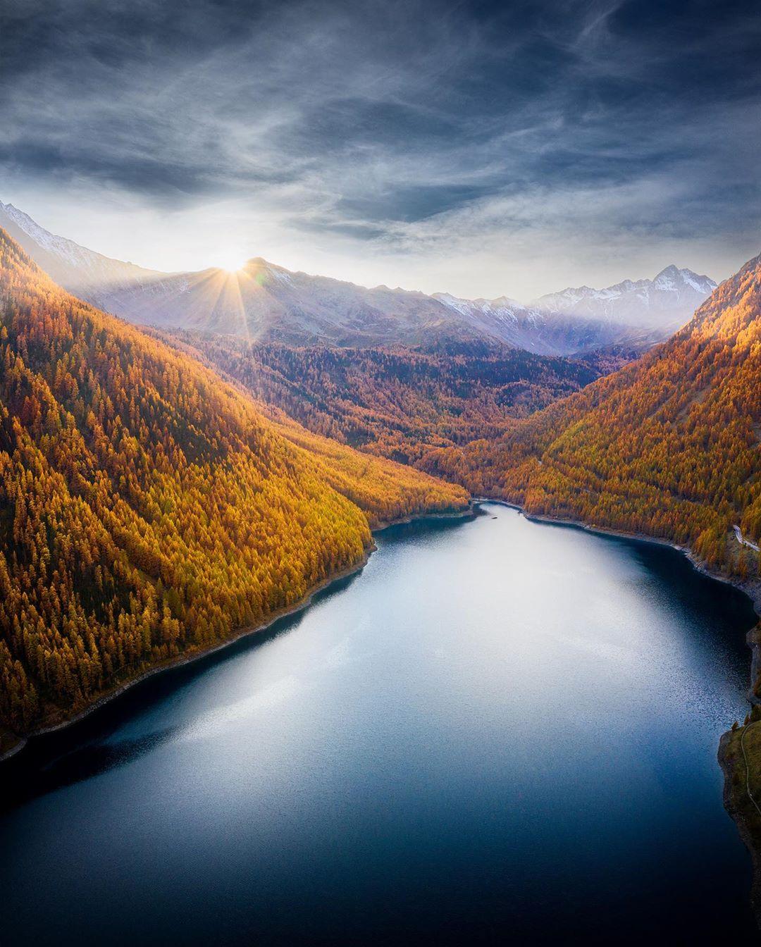 Пейзажи и путешествия на снимках Ричарда Эйгенхеера