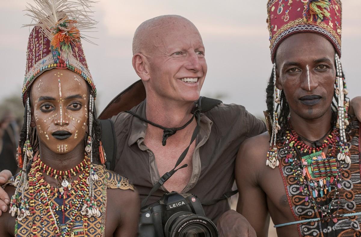 Портреты представителей исчезающих коренных народов мира
