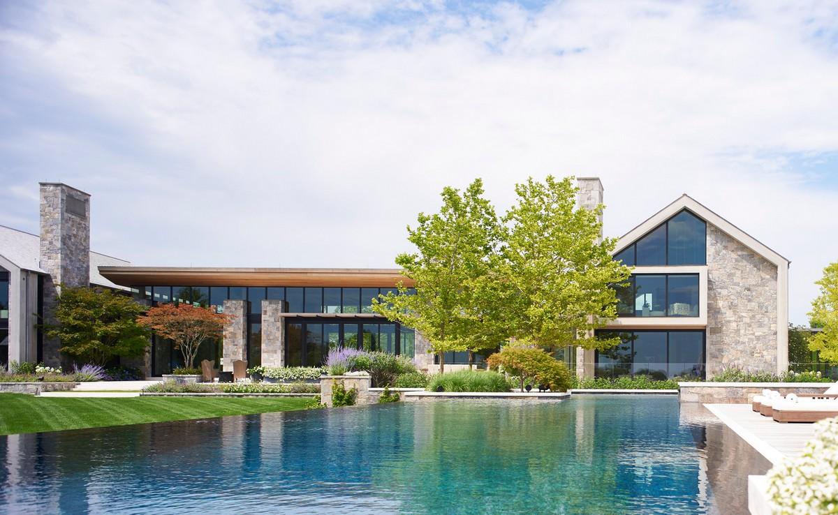 Загородный семейный дом в США