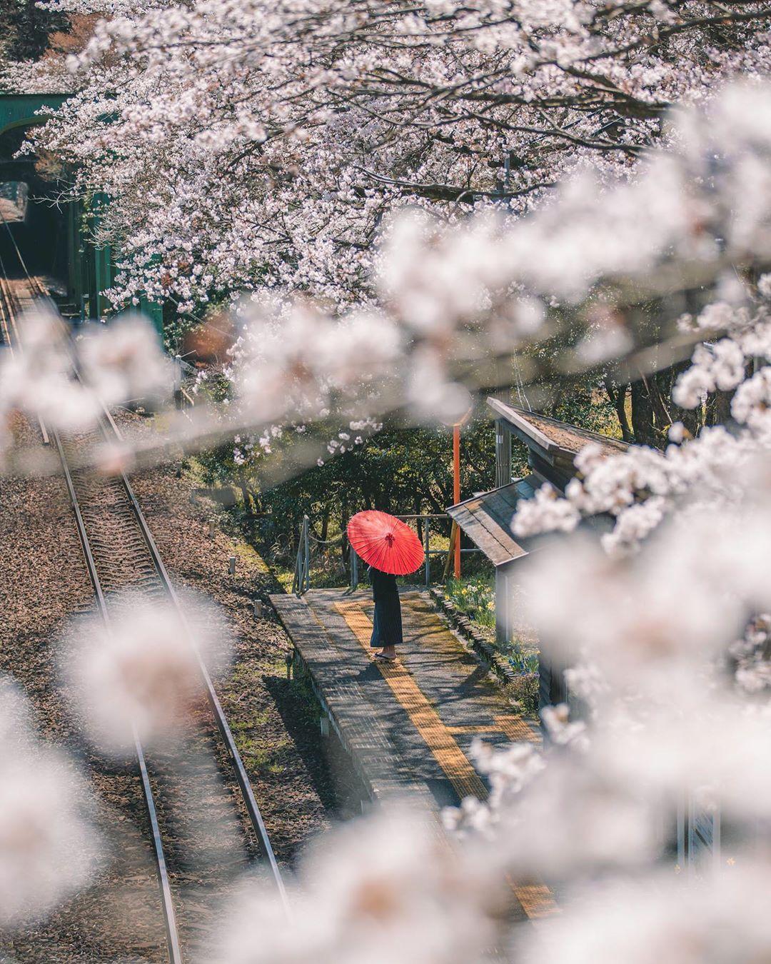 Города и улицы Японии на снимках Такеши Хаякавы