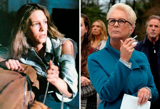 Как актеры изменились за свою длительную карьеру