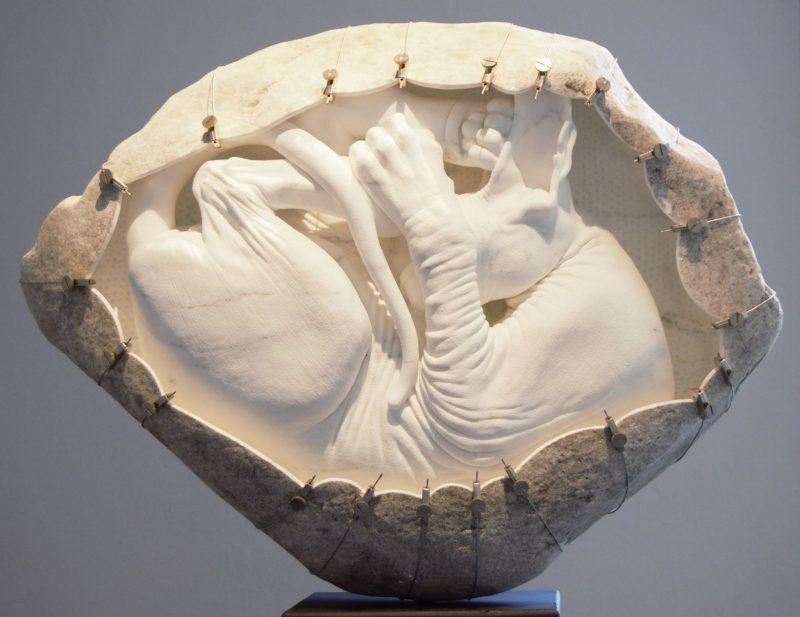 Реалистичные скульпторы из мрамора от итальянского мастера