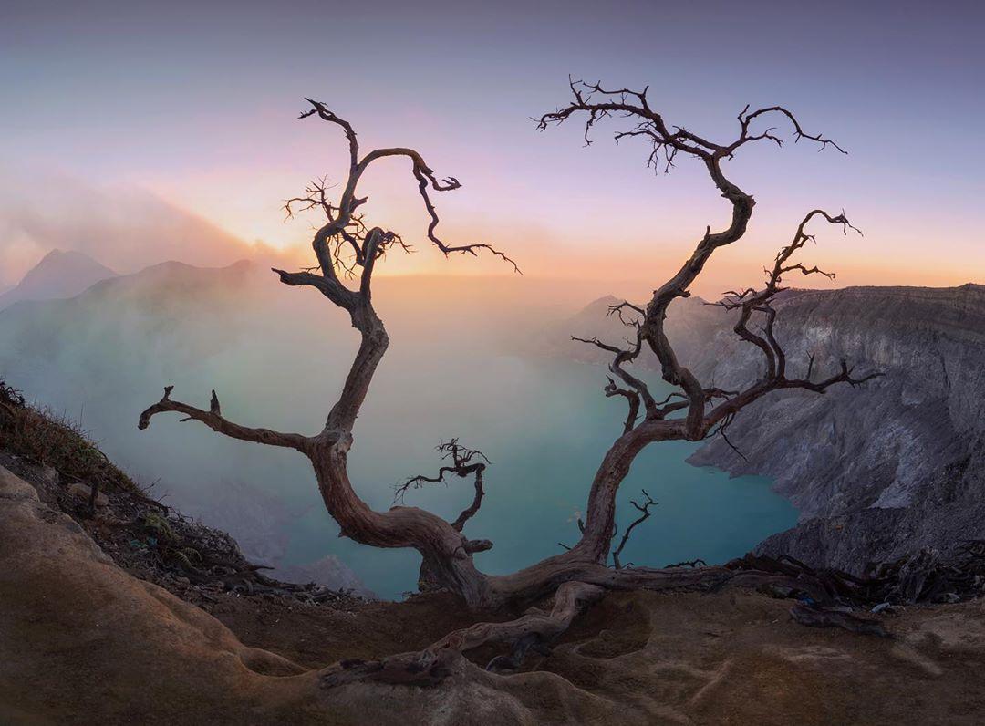 Волшебные снимки из путешествий Алессио Костантини