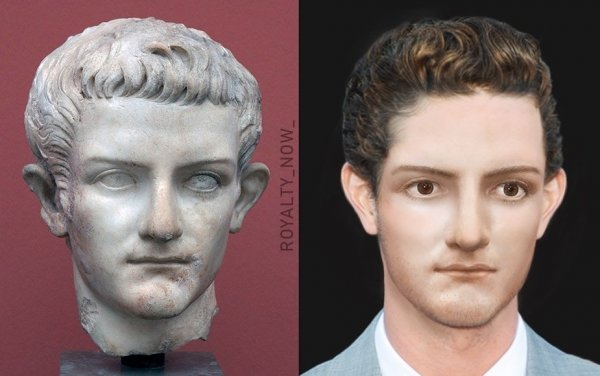 Как бы выглядели исторические знаменитости, если бы жили в наше время