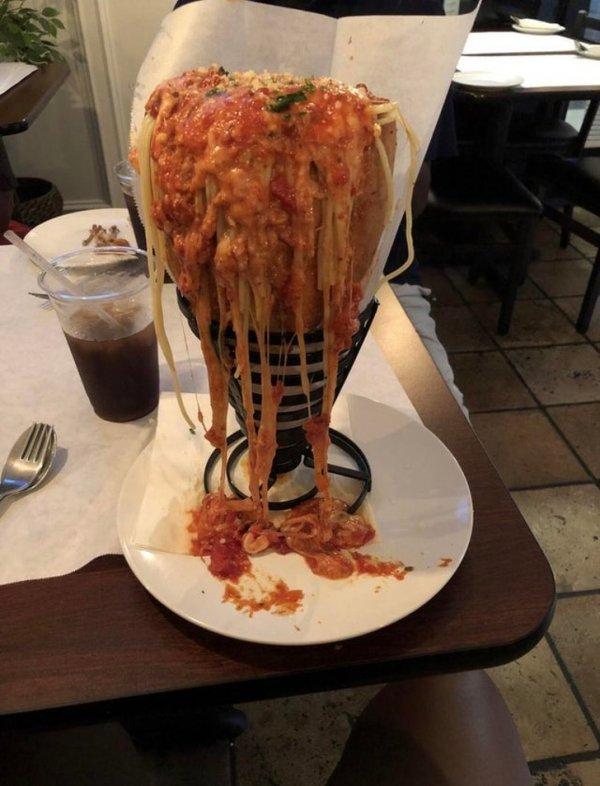 Рестораны, в которых явно перестарались с креативной с подачей блюд
