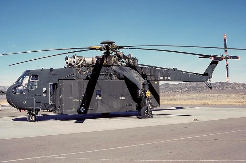 Десять самых больших вертолетов в мире