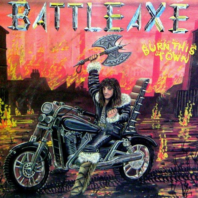 Нелепые обложки музыкальных альбомов метал-групп
