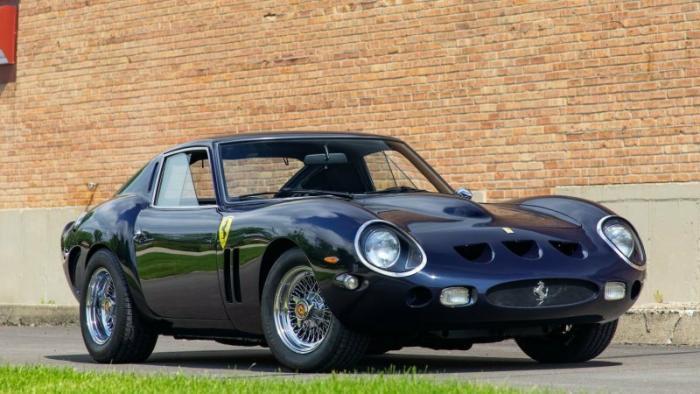 Alpha One GTO – фальшивая Ferrari 250 GTO из фильма Ванильное небо