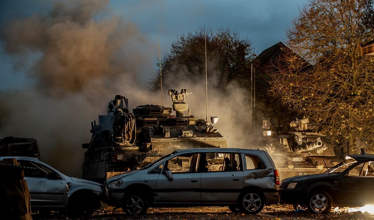 Конкурс армейской фотографии British Army Photographer of the Year