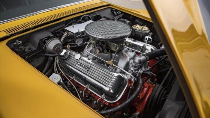 Baldwin Motion Corvette — жертва борьбы за безопасность на дорогах