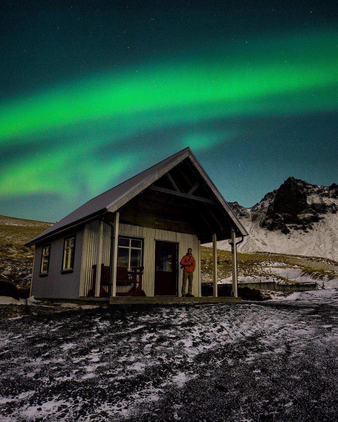 Природа и путешествия на снимках Натана Ли Аллена
