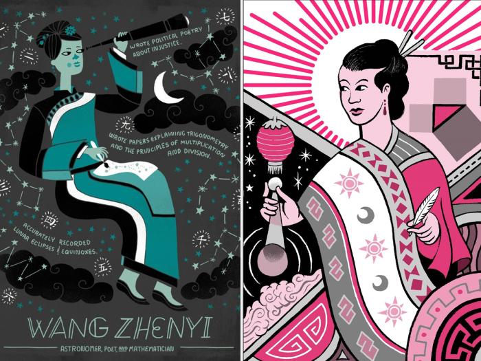Женщины, которые оставили след в истории Китая