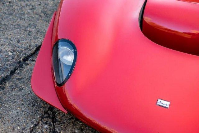 Редчайший 1966 Ferrari Dino Sports Prototype будет продан на аукционе