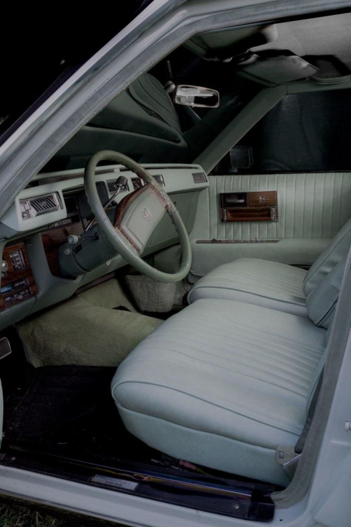 Автомобиль Cadillac Seville, подаренный Элвисом Пресли