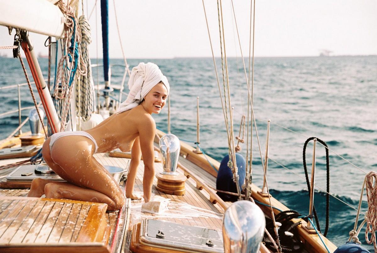 Красивые девушки со всего мира на снимках Кэмерона Хаммонда